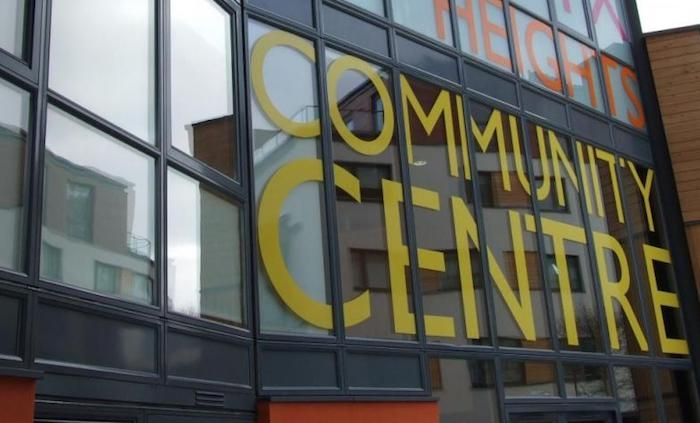 Community Centre Advertising