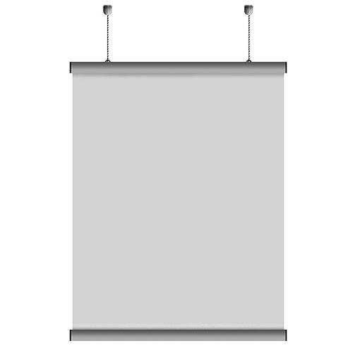 Aluminium Poster Hangers