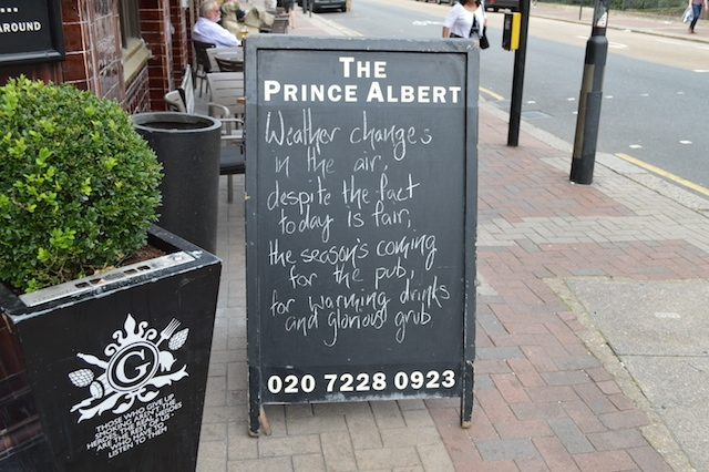 Pub Chalkboards