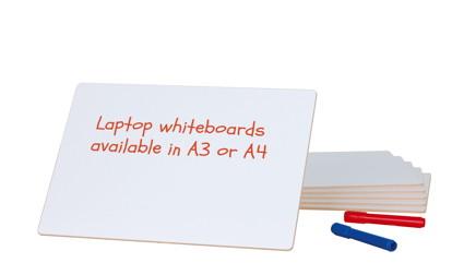 Handheld Whiteboards
