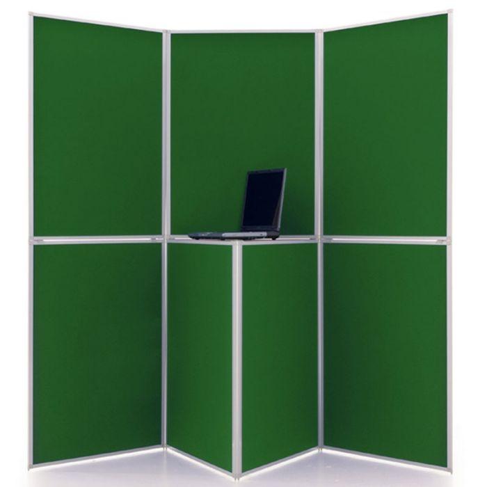 Folding Display Boards 7 Panel Kit