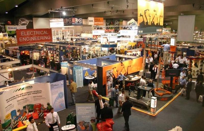Trade Show Hall Picture