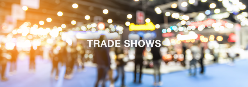 Trade Show Visual Image Banner