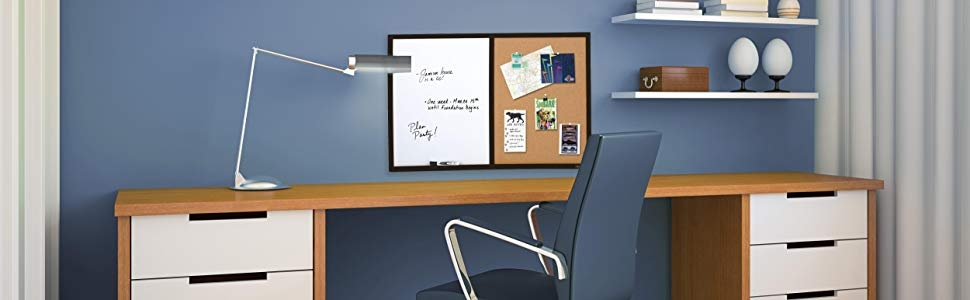 Dual Combo Board in office
