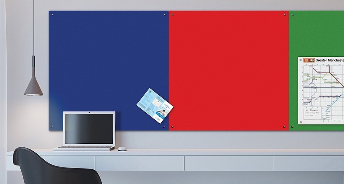 Why a frameless notice board is right for you