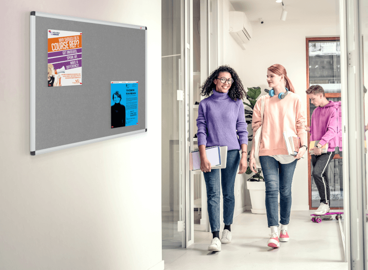 How schools can make the most of their notice boards to promote hygiene