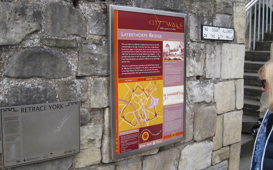 Heritage Notice Board