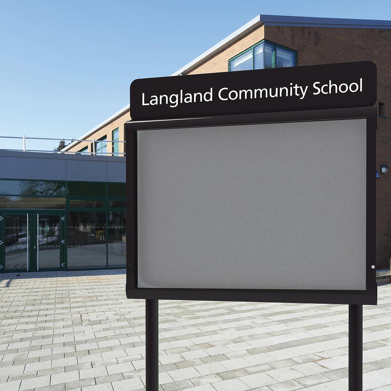 Schools Notice Boards