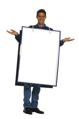 Sandwich Board example pic