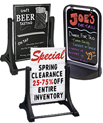 Swinger signs in poor quality