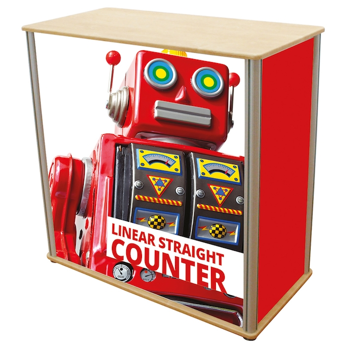 Portable Display Counters