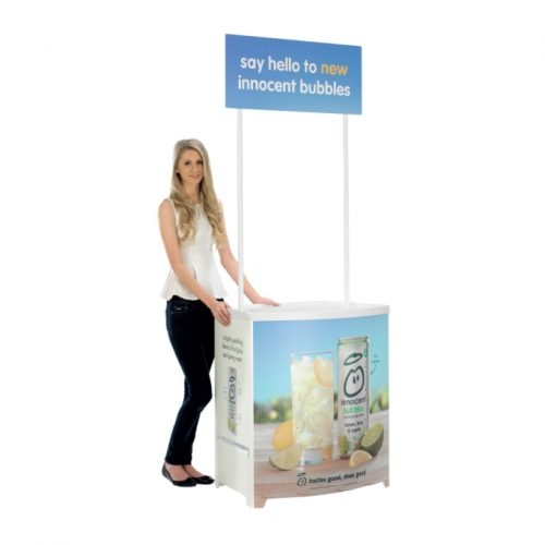 Promo Stand Counter