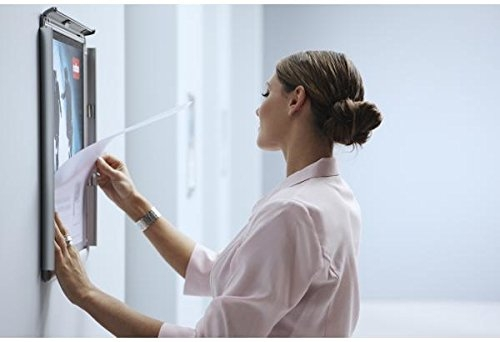 Snap Frames offer a quick change graphic poster facility and easy installation