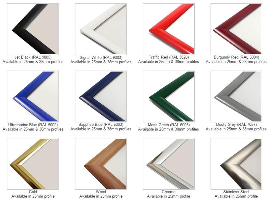 Frame types