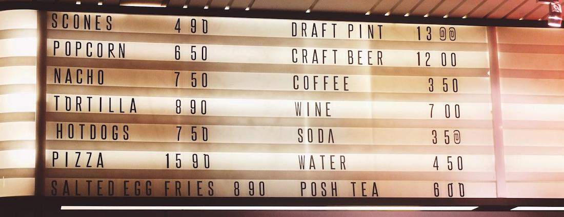 The Best Menu Displays for Restaurants