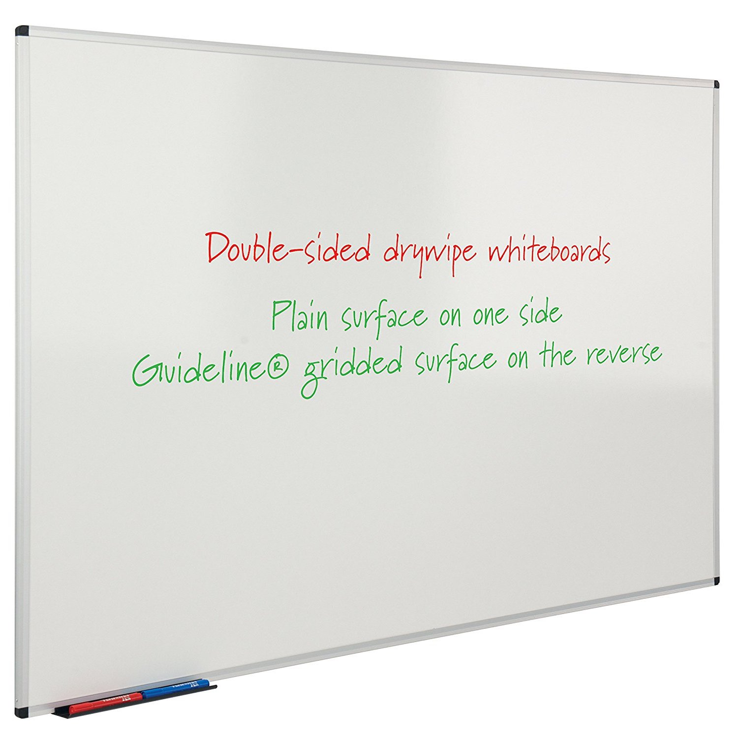 Dual Faced Whiteboards