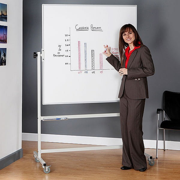 Office and School Mobile Whiteboards