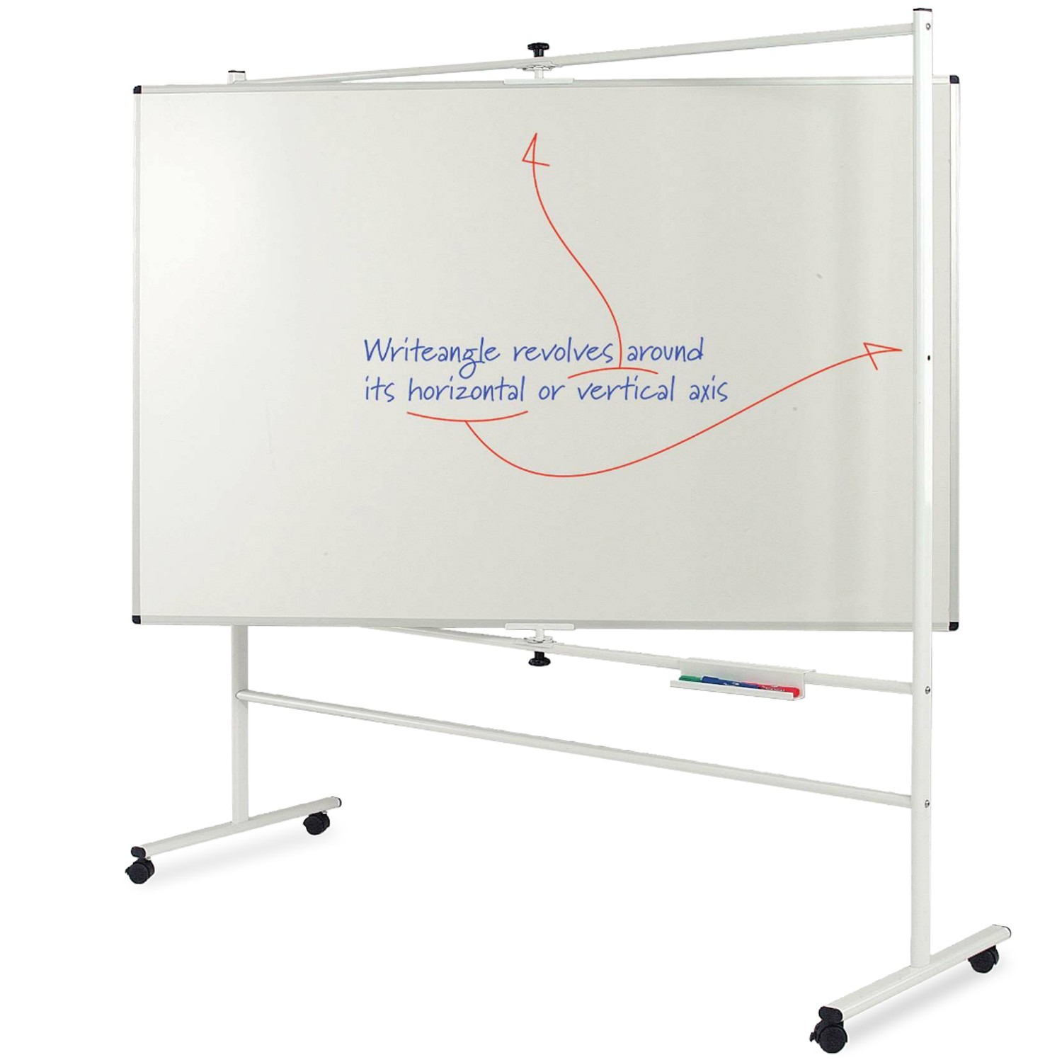 Write Angle Revolving Whiteboard - product pic