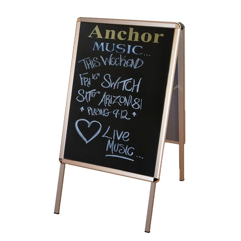A-Board for Live Music Advertising
