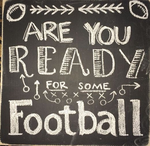 Live Sports Chalk Boards Sign