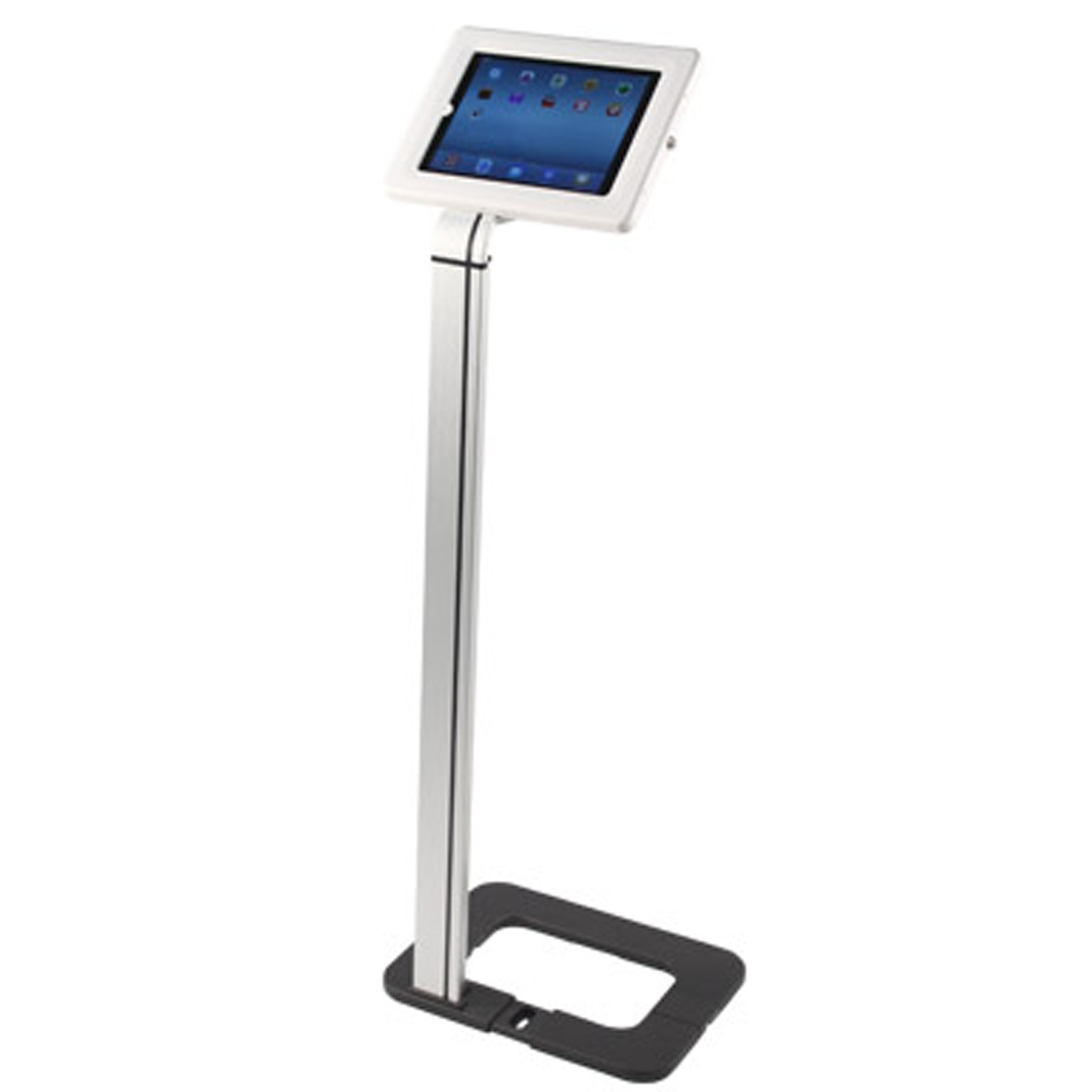 Freestanding Tablet Holder Information Stand