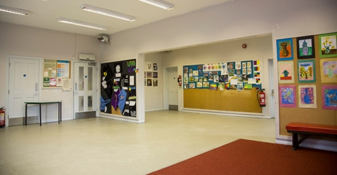 Inside your community centre