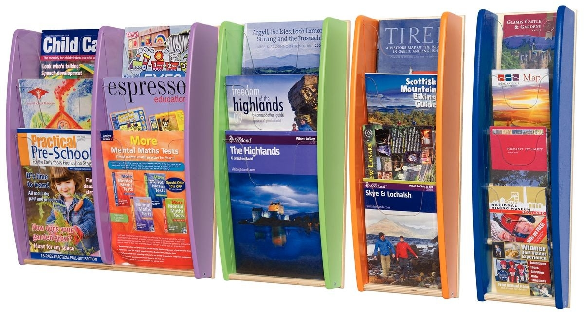 Panorama Leaflet Holder