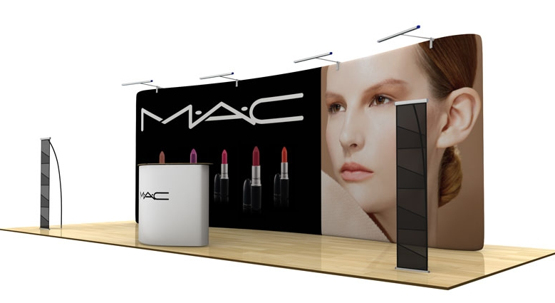 Pop-Up Exhibition Stands and Portable Displays