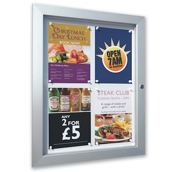Poster Case Notice Boards