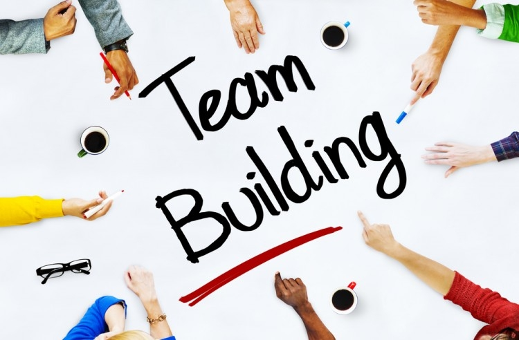 Boost your team building at work