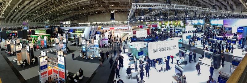 Trade Show Hall