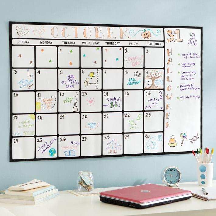 Planner Whiteboard