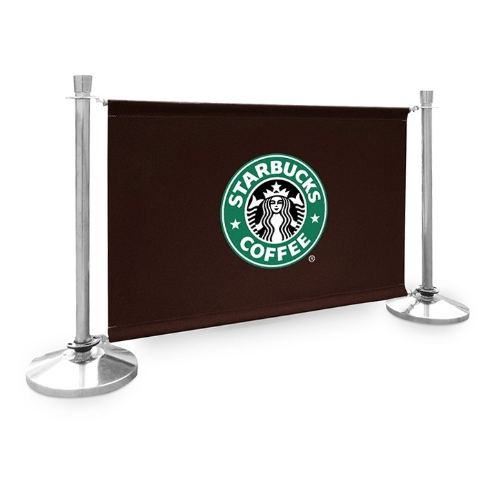 Starbucks Cafe Barrier