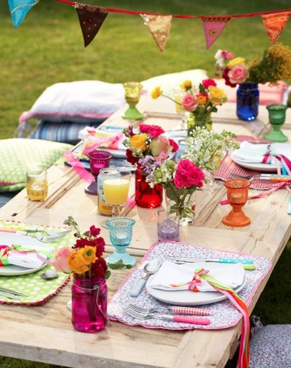 Country Alfresco Dining