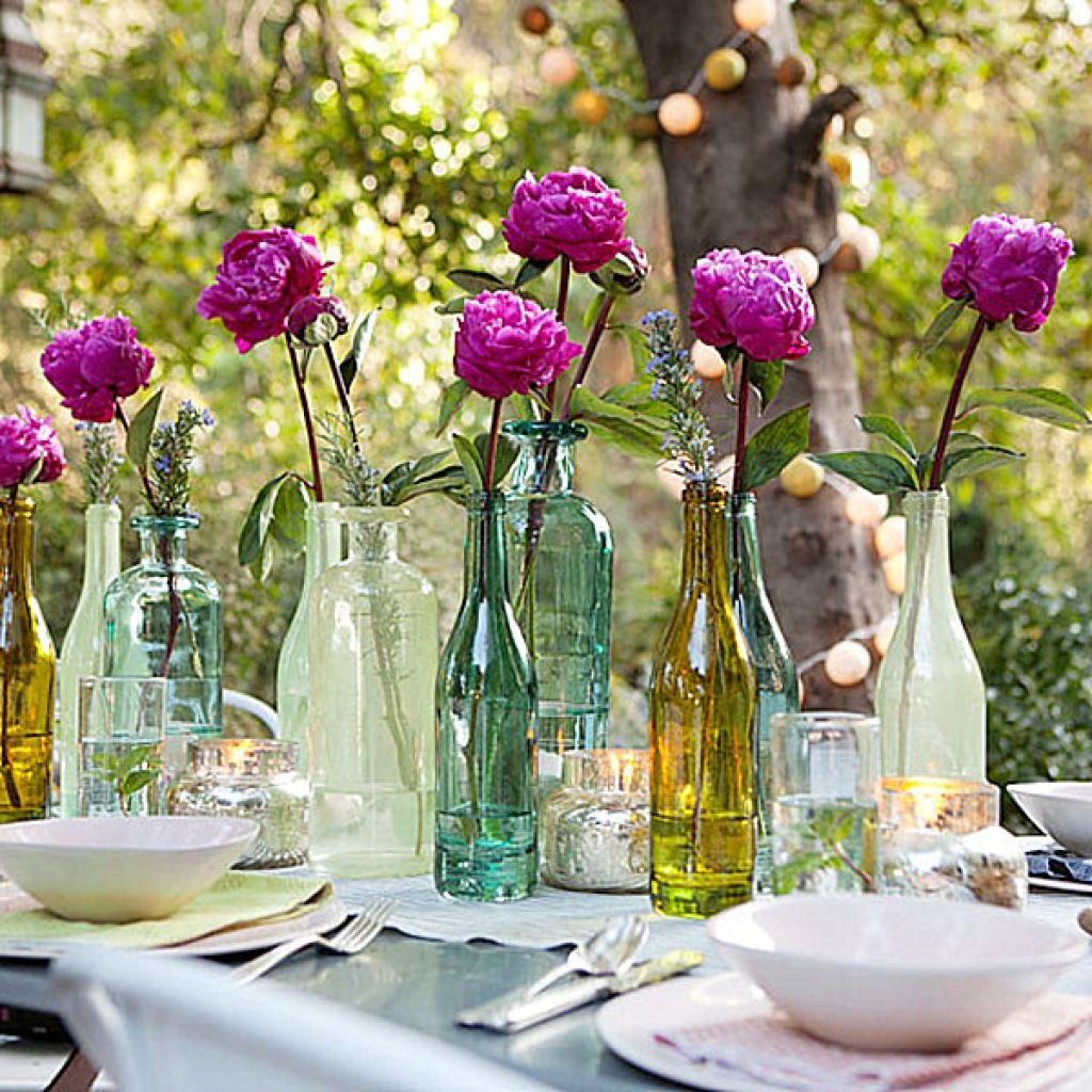 Nicely Decorated Table