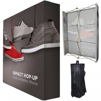 Impact Hop-Up Display Stand