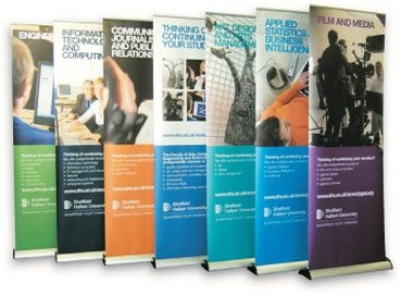 examples of roller banners