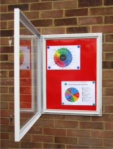 Fire Resostant Notice Boards