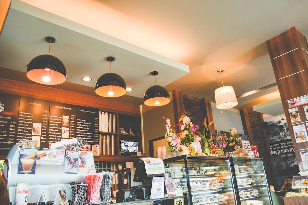 Coffee Shop Chalkboards