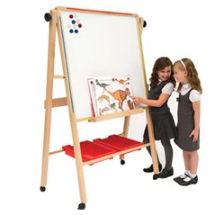 Kids Whiteboard Easels