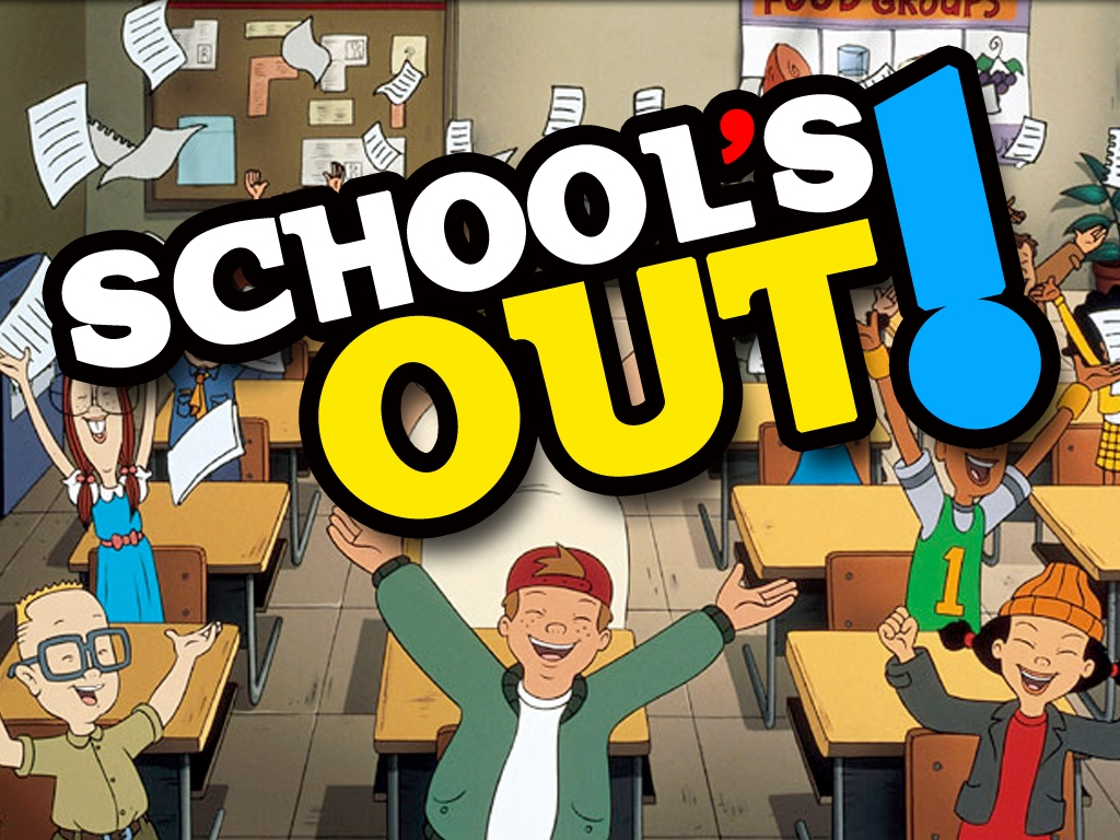 Schools Out No Pupils