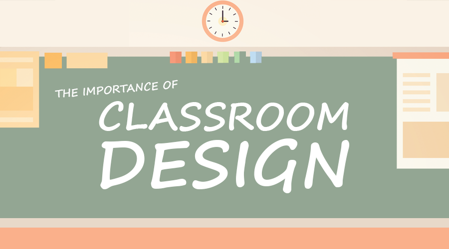 Design a great school classroom