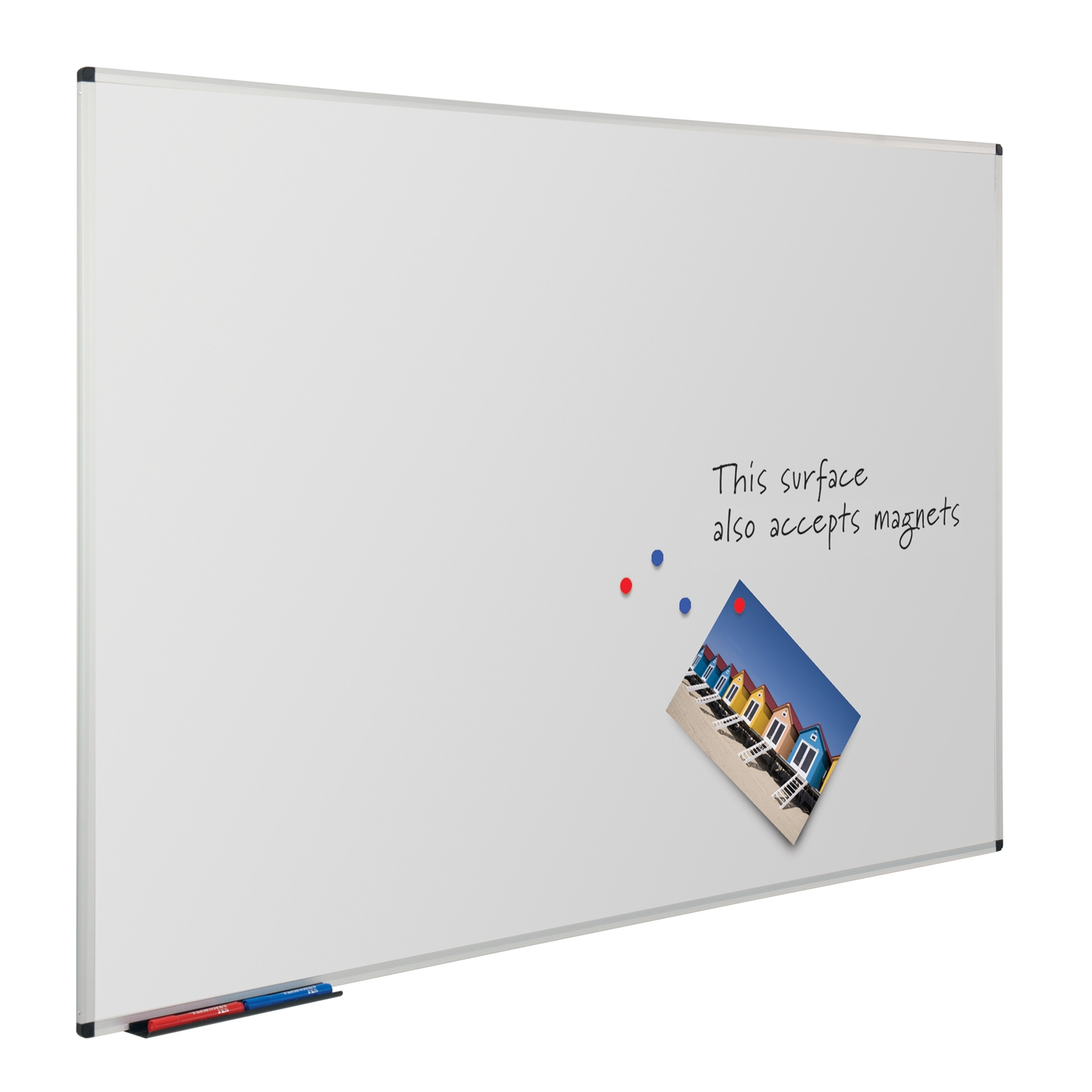 Ultra Smooth Magnetic Whiteboard for Schools
