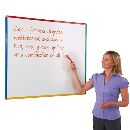 Colour Whiteboards