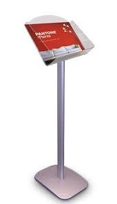 Freestanding Leaflet Stand