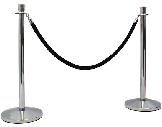 Rope and Pole Barriers