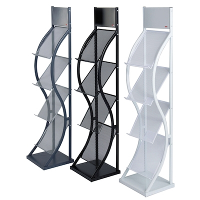Wave Brochure Stands